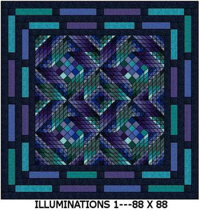 Illuminations Digital Quilt Patterns
