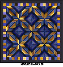 Mosaic 2 Digital Quilt Patterns