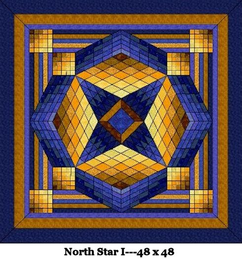 North Star Quilt Patterns