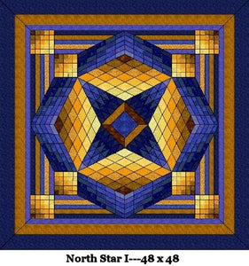 North Star Digital Quilt Patterns