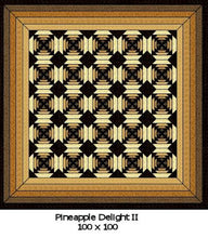 Pineapple Delight Quilt Kits