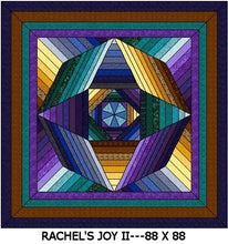 Rachel's Joy 2 Digital Quilt Patterns