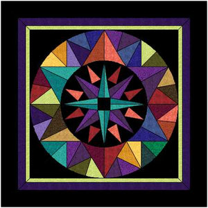 Star of David Quilt Pattern