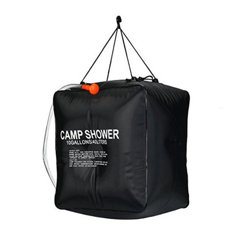 outdoor ultralight folding camping pvc shower kingcamp product portable bag solar water
