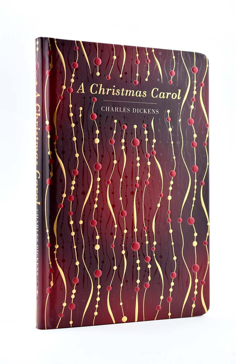 A Christmas Carol - Gilded Pages Hardcover Edition