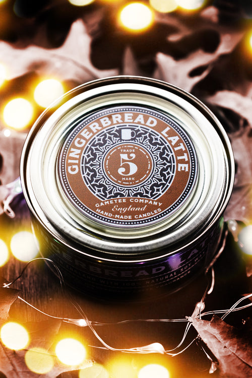 Gingerbread Latte Candle - Winter Scents No. 5