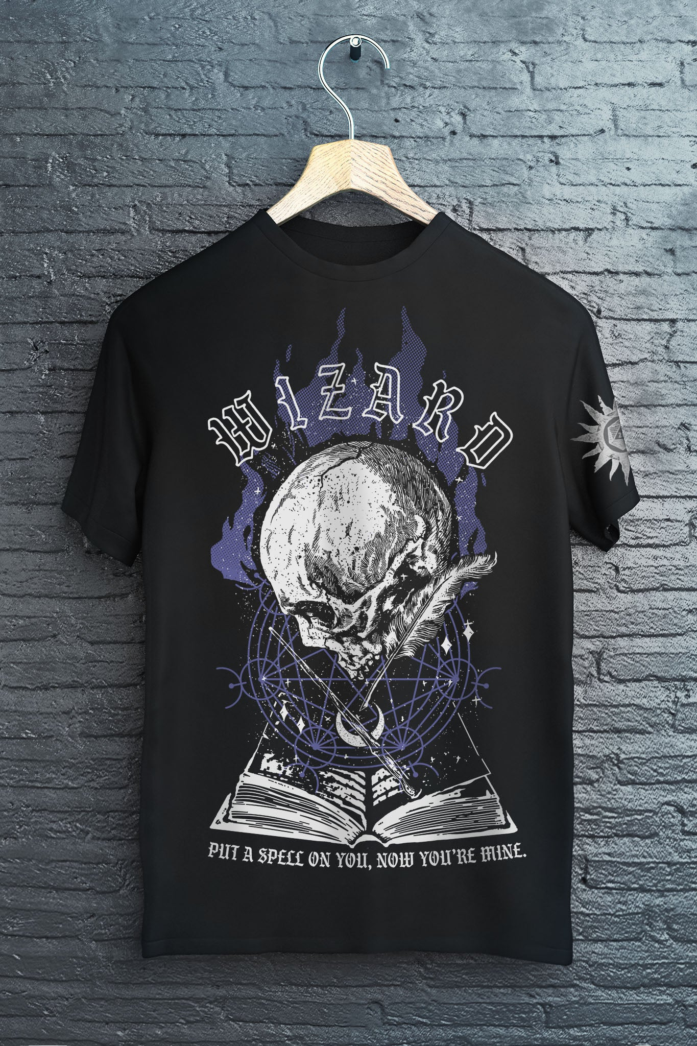 Wizard - T-Shirt