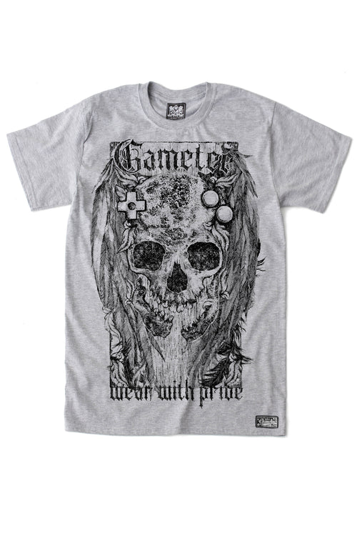 Gametee Hissam Angel - T - Shirt