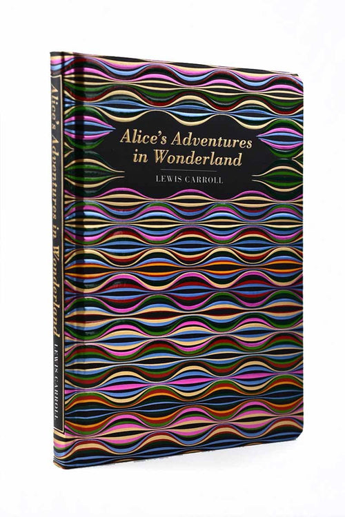 Alice in Wonderland - Gilded Pages Hardcover Edition - GAMETEEUK