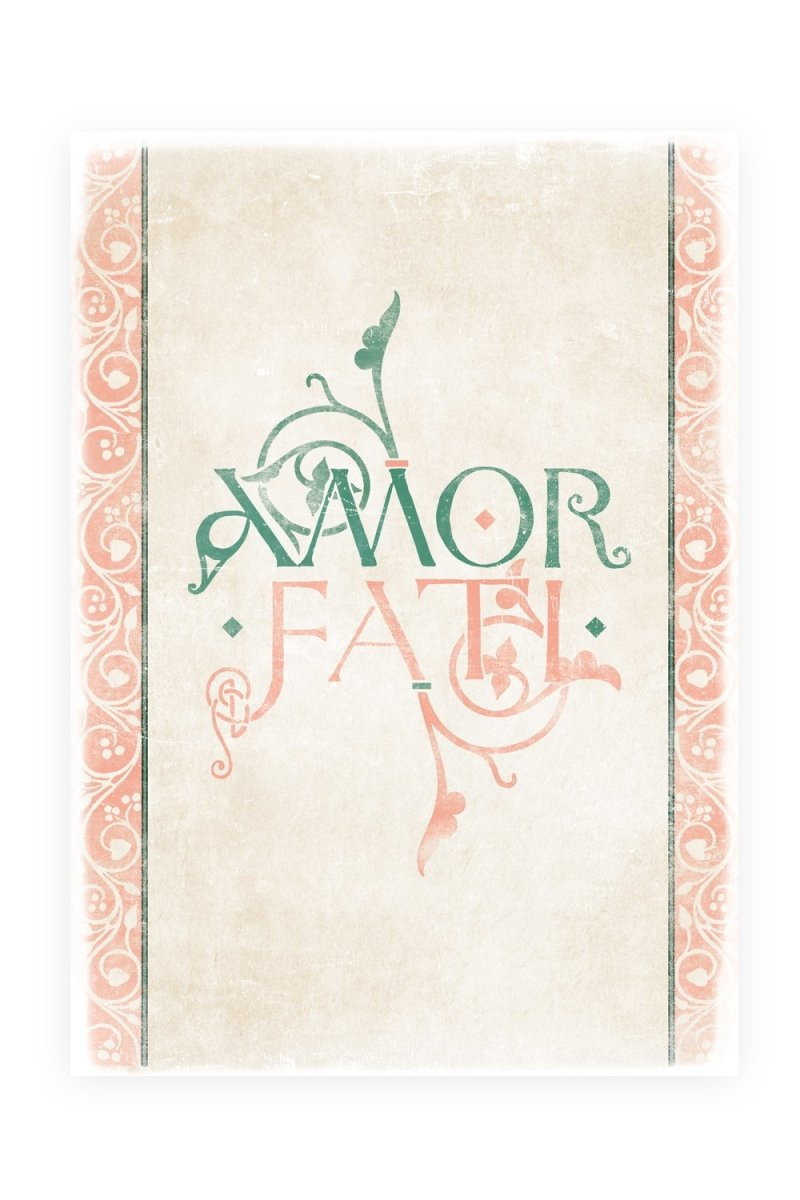 Amor Fati - Printable Art Print - GAMETEEUK