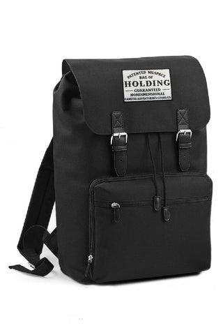 Olive Green Bag of Holding - Backpack