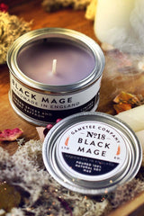 Black Mage - Gaming Candle - GAMETEEUK