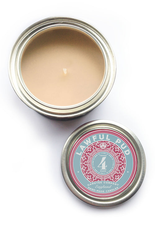 LAWFUL PUD Candle - Winter Scents No.4