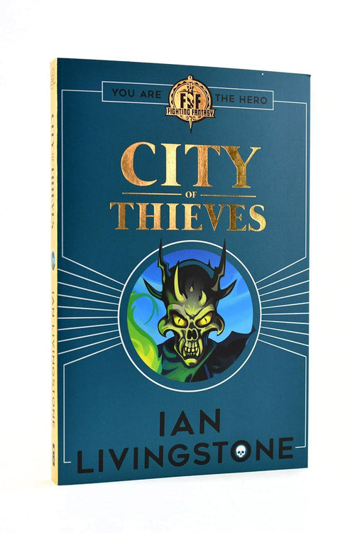 City of Thieves: Fighting Fantasy - GAMETEEUK