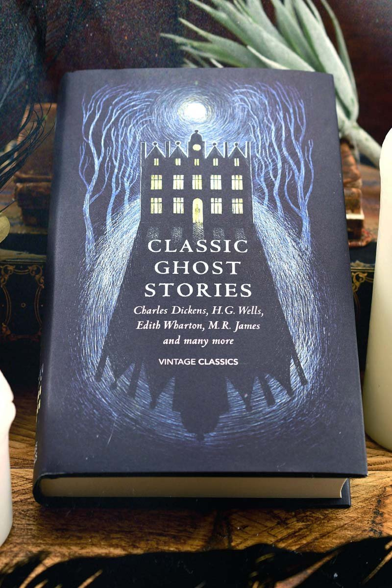 Classic Ghost Stories (Hardcover) - GAMETEEUK