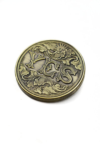 Coin of Siren and Safe Passage