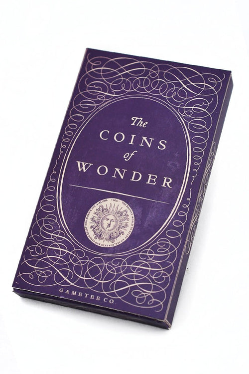 Coins of Wonder - Companion Rules Deck - GAMETEEUK