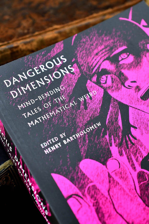 Dangerous Dimensions - Mind-Bending Tales of the Mathematical Weird - GAMETEEUK