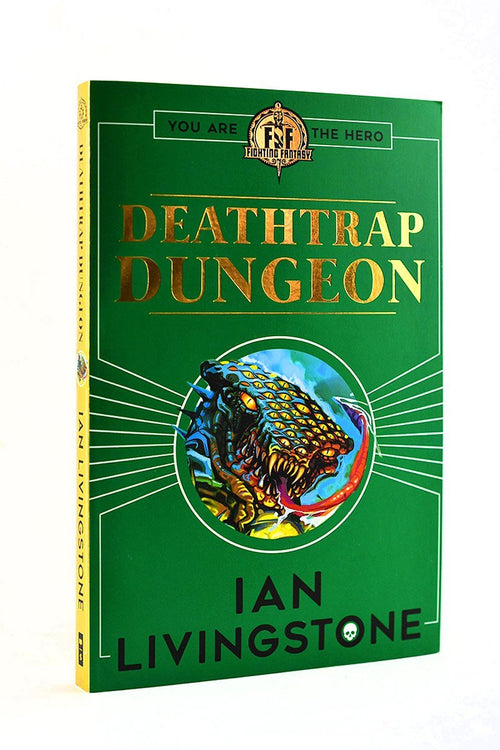 Deathtrap Dungeon: Fighting Fantasy - GAMETEEUK