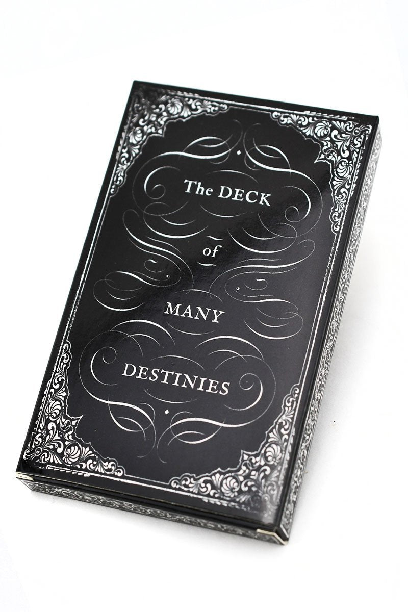 Deck of Many Destinies - For 5e DnD - GAMETEEUK