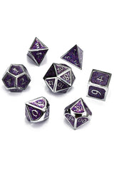 Dice of Many Destinies Metal Dice Set - GAMETEEUK