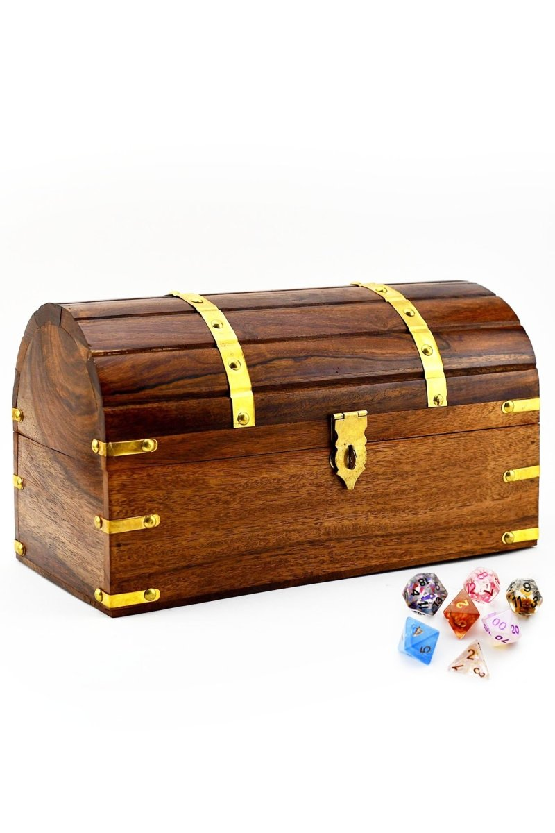 Dragon Hoard Dice Chest - Mega Size Dice Chest - GAMETEEUK