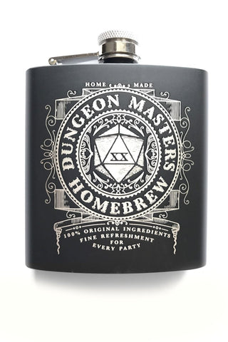 Potion - Gaming Hipflask