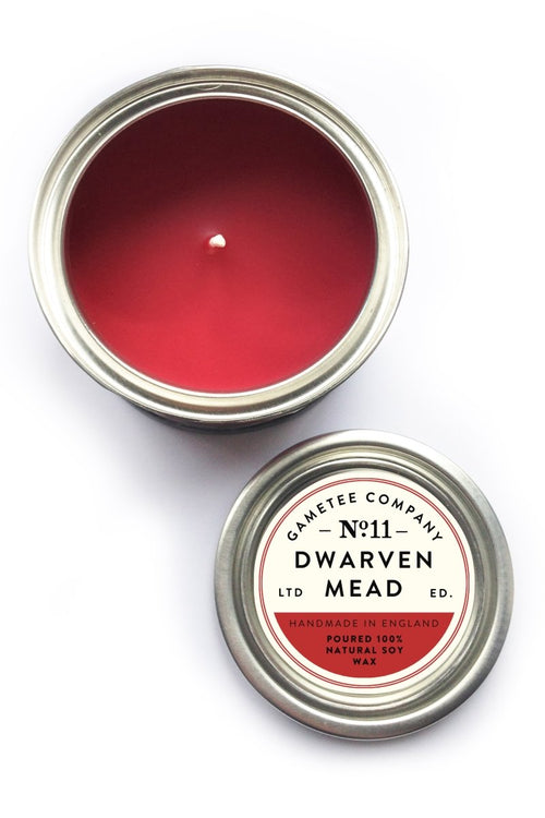Dwarven Mead - Gaming Candle - GAMETEEUK