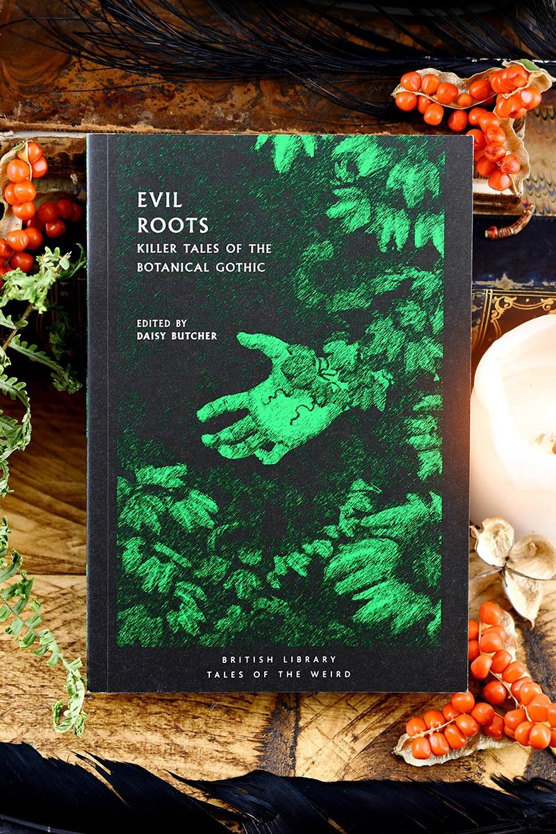 Evil Roots - Killer Tales of the Botanical Gothic - GAMETEEUK