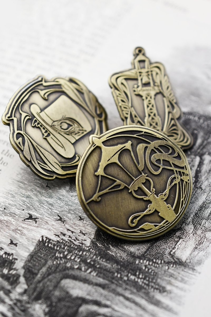 Failbetter Games - Collector's Badge Set and Presentation Box - GAMETEEUK