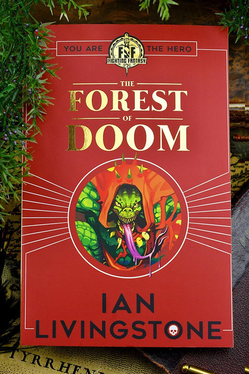 Forest of Doom: Fighting Fantasy - GAMETEEUK