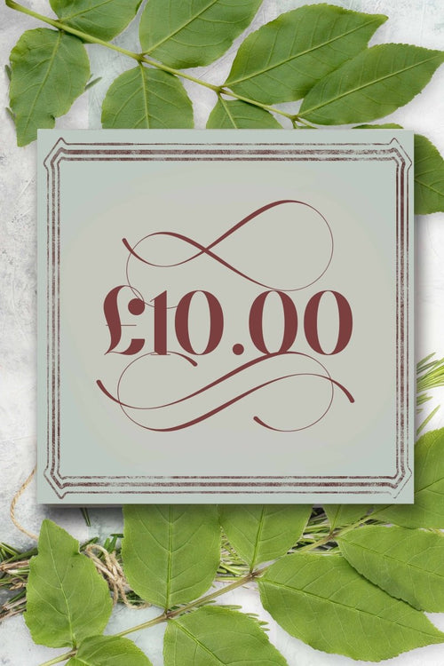Gift Card - £10.00 - GAMETEEUK