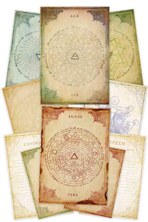 Grimoire - Printables Collection - GAMETEEUK