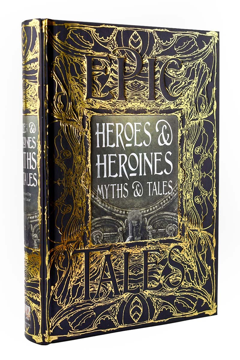 Heroes and Heroines Myths and Tales (Hardcover) - GAMETEEUK