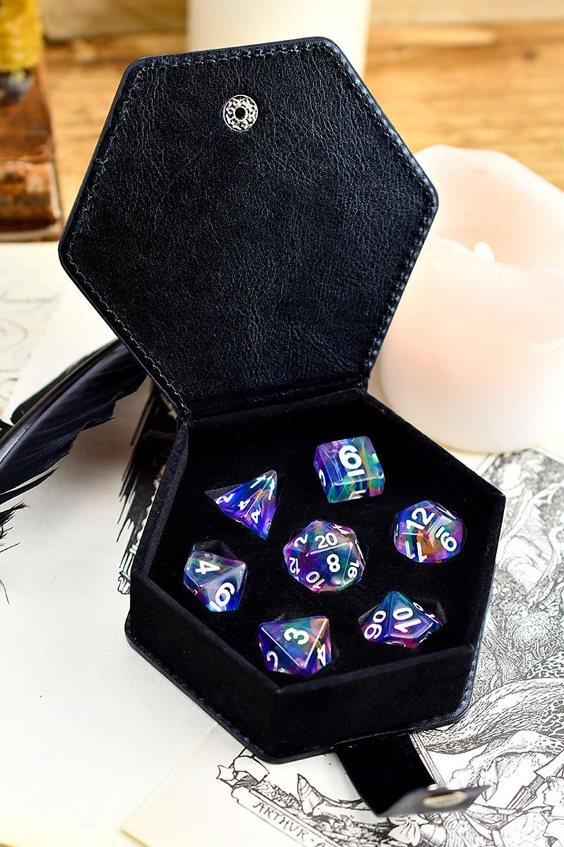 Hexagon Dice Case - GAMETEEUK