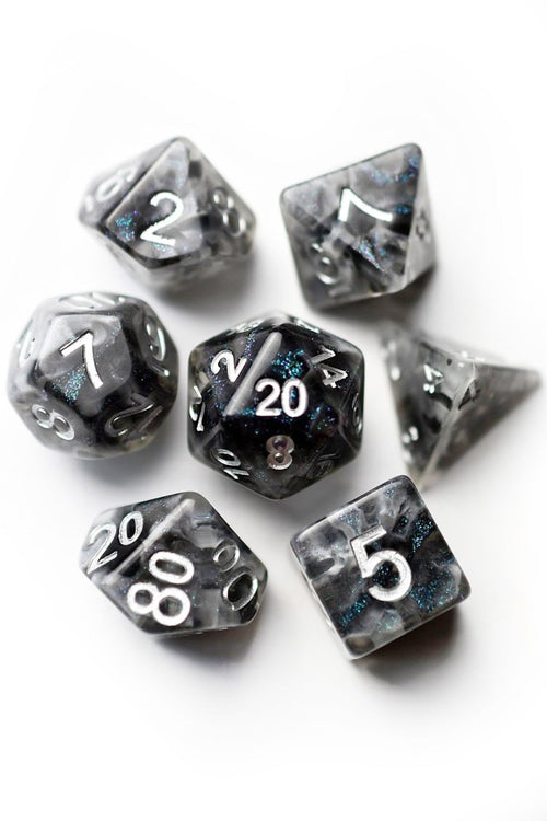 Inquisitor - Acrylic Dice Set - GAMETEEUK