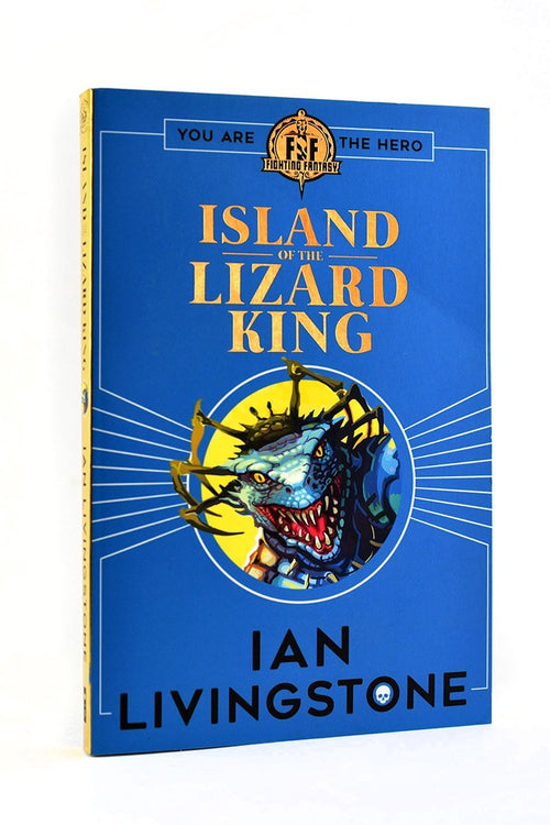 Island of the Lizard King: Fighting Fantasy - GAMETEEUK