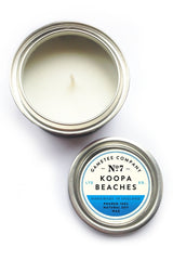 Koopa Beaches - Gaming Candle - GAMETEEUK