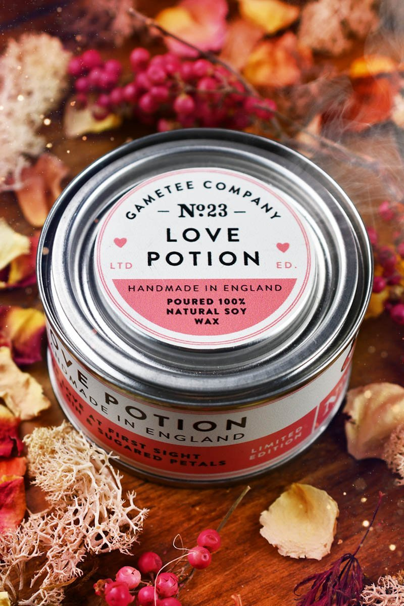 Love Potion - Candle - GAMETEEUK