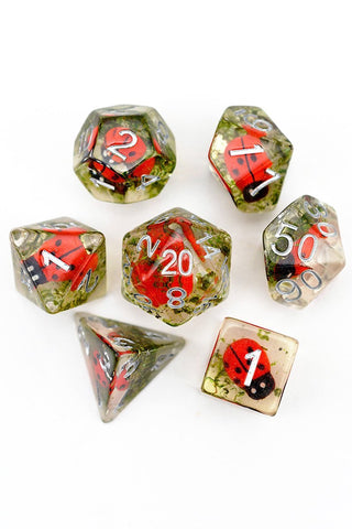 Hexagon Dice Case