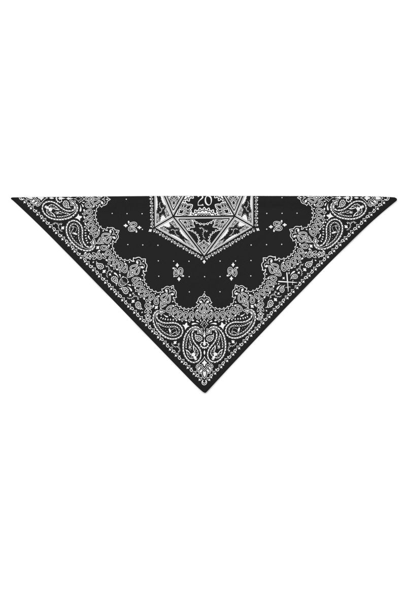 Luxury D20 Bandana - GAMETEEUK