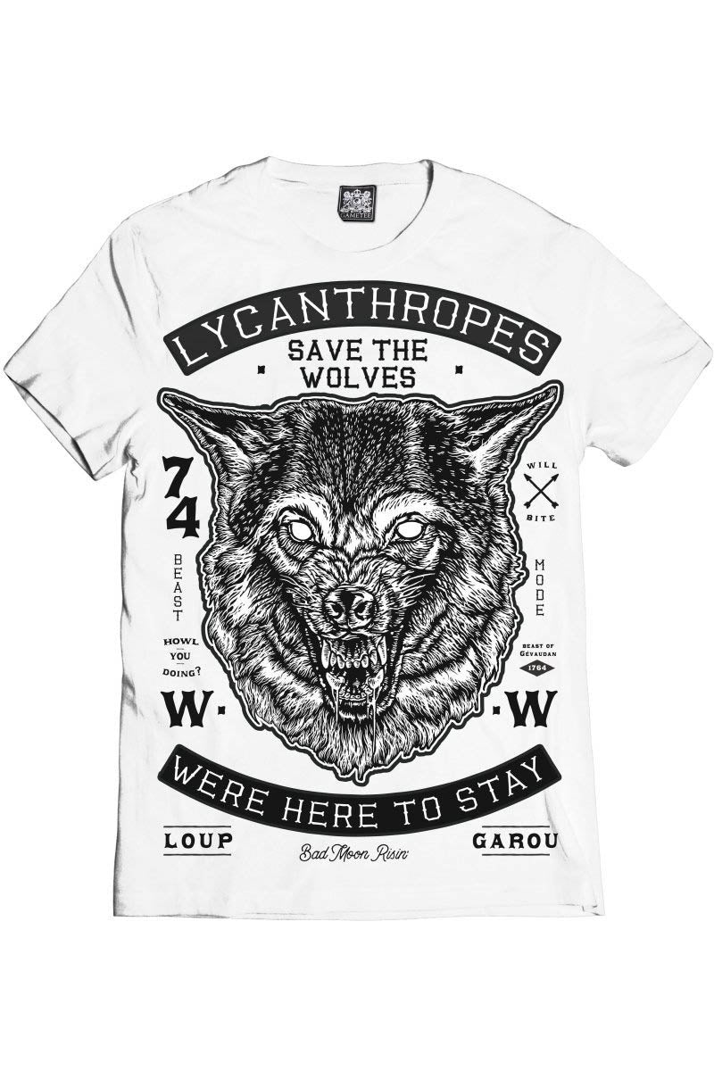 Lycanthropes - T-Shirt