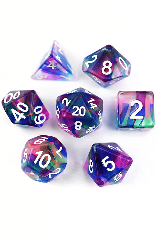 Monet - Ribbon Dice Set - GAMETEEUK