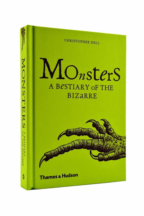 Monsters: A Bestiary of the Bizarre (Hardcover) - GAMETEEUK