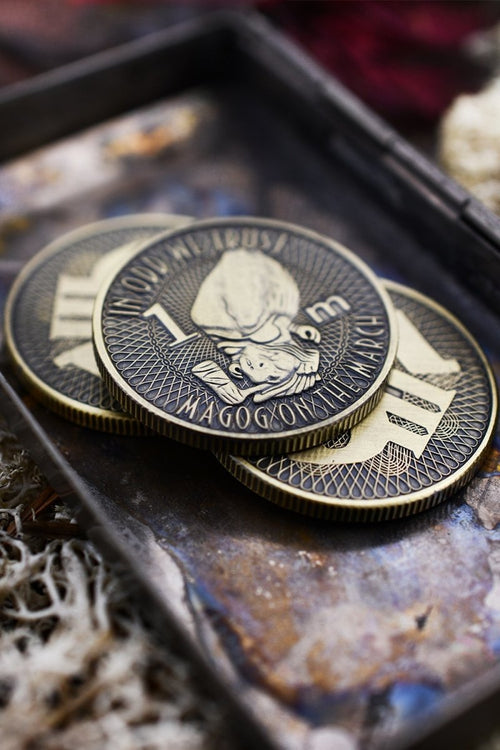 Moolah Coin Set in Collector's Bag - GAMETEEUK