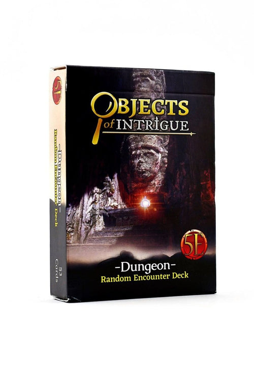Objects of Intrigue: Dungeon (for 5e) - GAMETEEUK