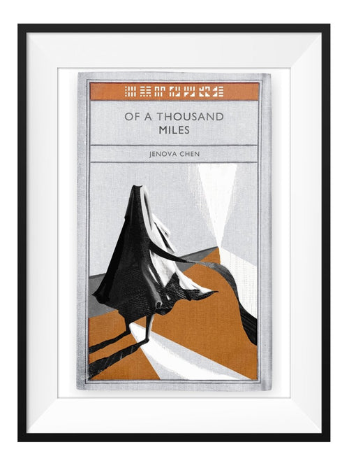 Of A Thousand Miles - Art Print - GAMETEEUK