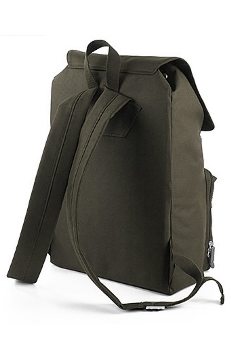 Olive Green Bag of Holding - Backpack - GAMETEEUK