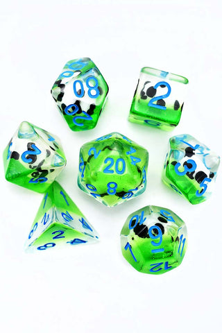 Candyfloss - Ribbon Dice Set
