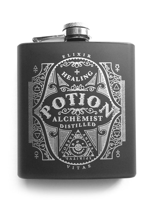 Potion - Gaming Hipflask - GAMETEEUK